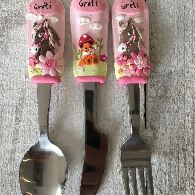 kanál, villa, kés